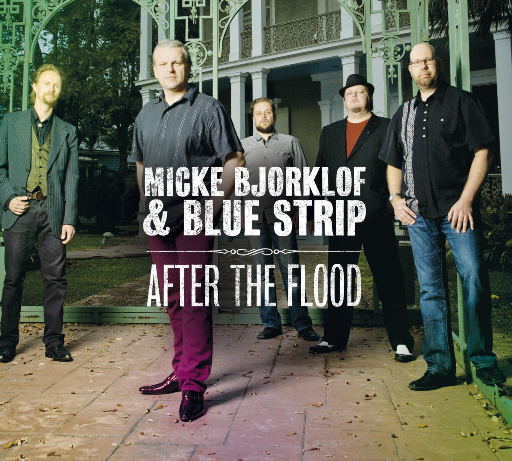 Micke Bjorklof & Blue Strip – After the Flood