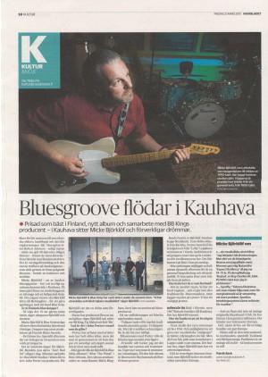 Vasabladet Story